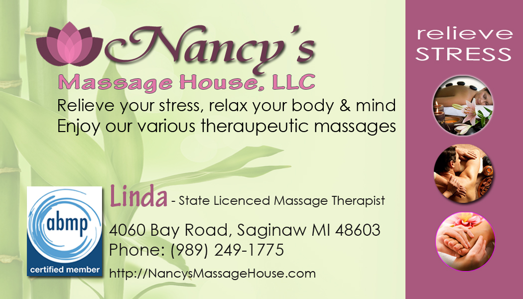 Nancy Massage House Contact